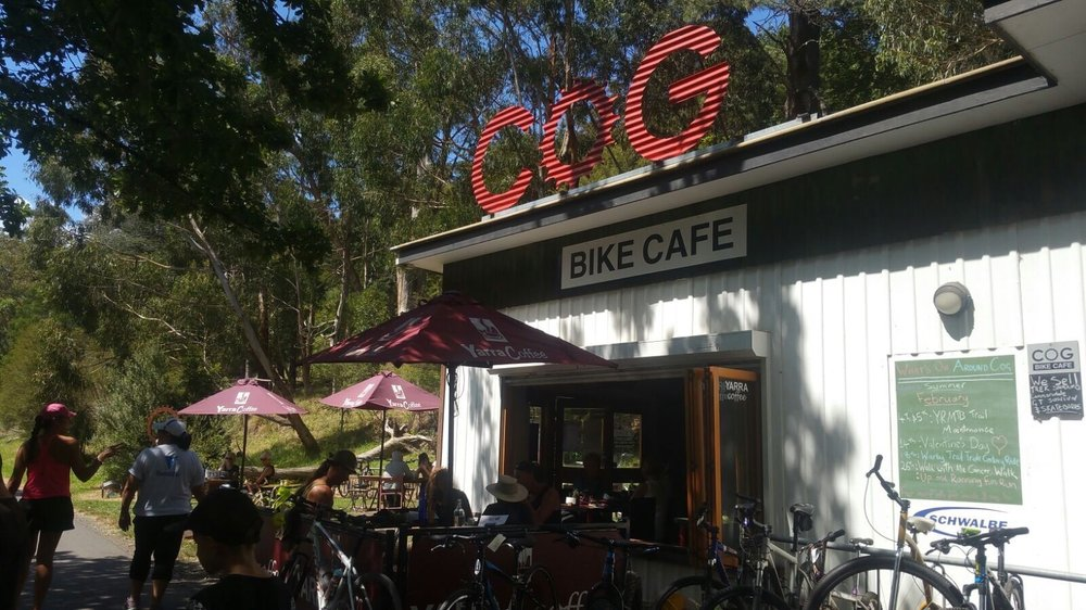 Cog Bike Cafe