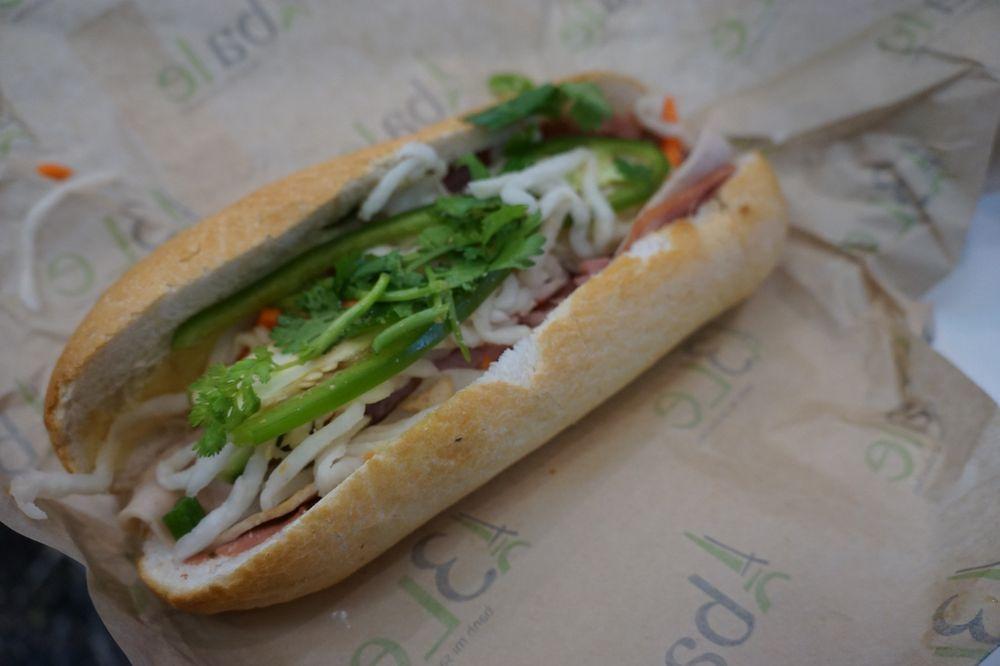 Ba Le Sandwich
