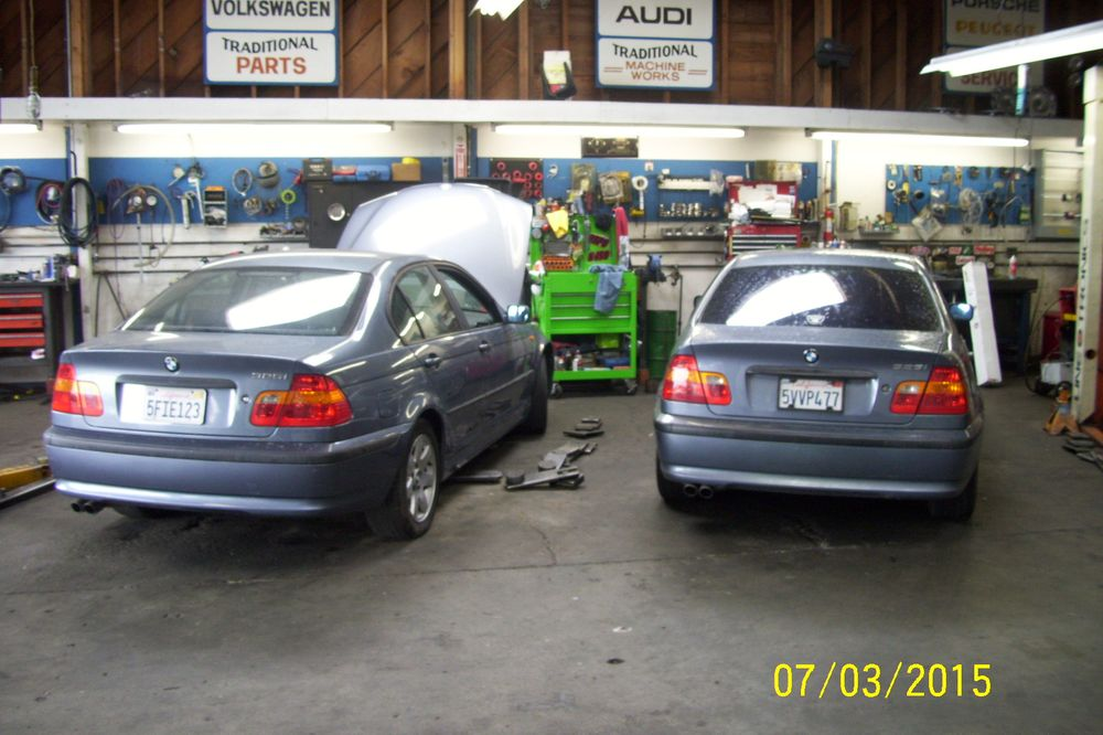German Motors 16 Reviews Garages 1065 K St Arcata