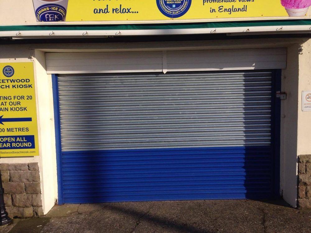 G D S Garage Doors Security Shutters Garage Door Services 12