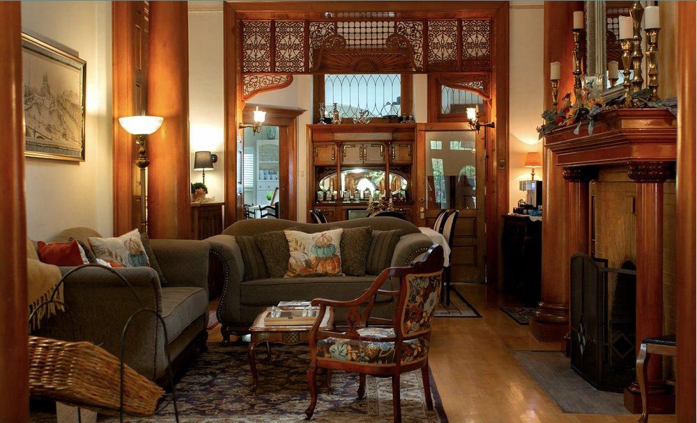 The Blenman Inn: 204 S Scott Ave, Tucson, AZ