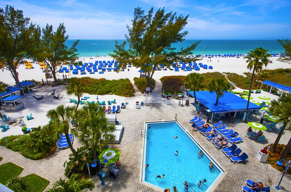 Photo Of Guy Harvey Outpost A Tradewinds Beach Resort St Pete