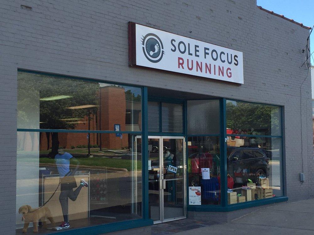 Sole Focus Running Shop: 210 N Central Ave, Staunton, VA