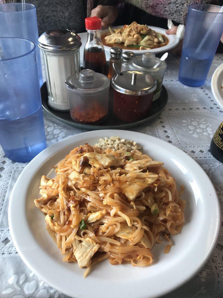 Racha Noodle: 2630 S Market St, Redding, CA