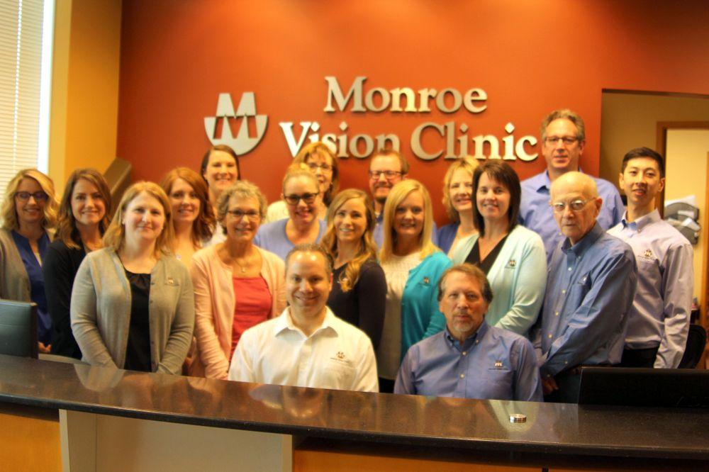 Monroe Vision Clinic: 14841 179th Ave SE, Monroe, WA