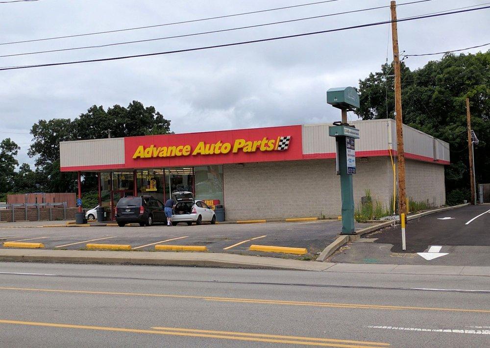 Advance Auto Parts: 958 Ohio River Blvd, Avalon, PA