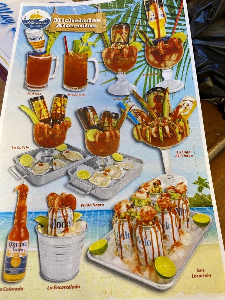 La Frontera Restaurant & Bar: 216 S Main St, Jacksonville, TX