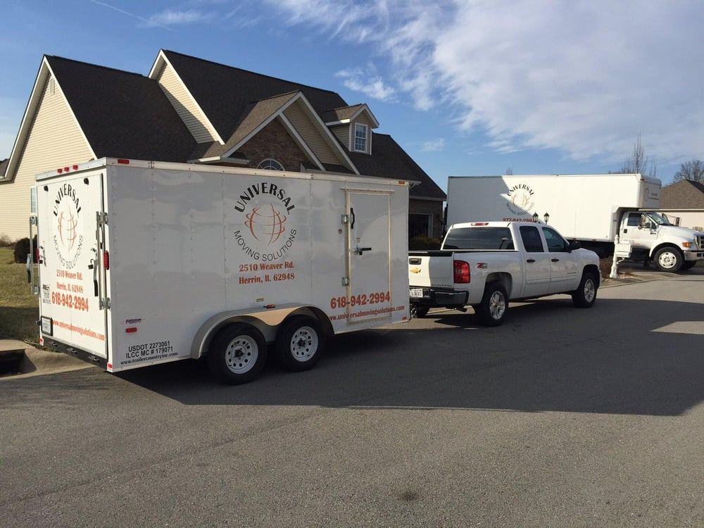 Universal Moving Solutions: 2510 Weaver Rd, Herrin, IL