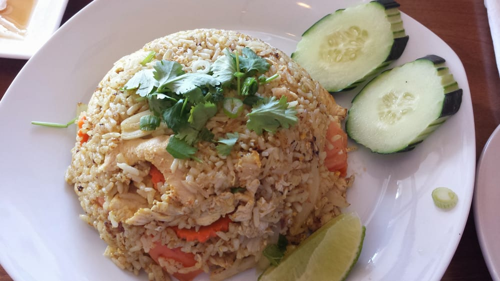 Pineapple chicken fried rice yelp for 22 thai cuisine yelp