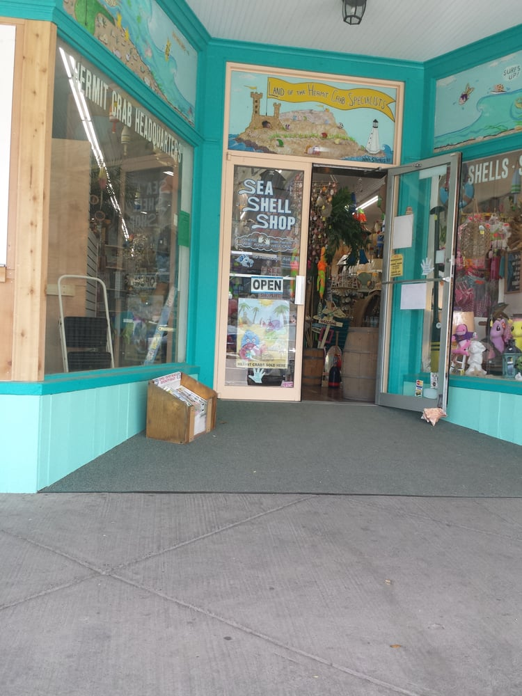 Sea Shell Shop Wohnaccessoires 119 Rehoboth Ave