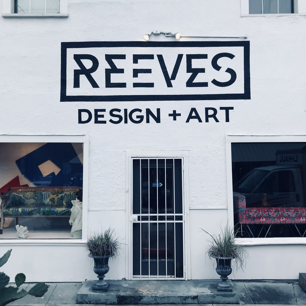 Reeves Antiques - Art + Design