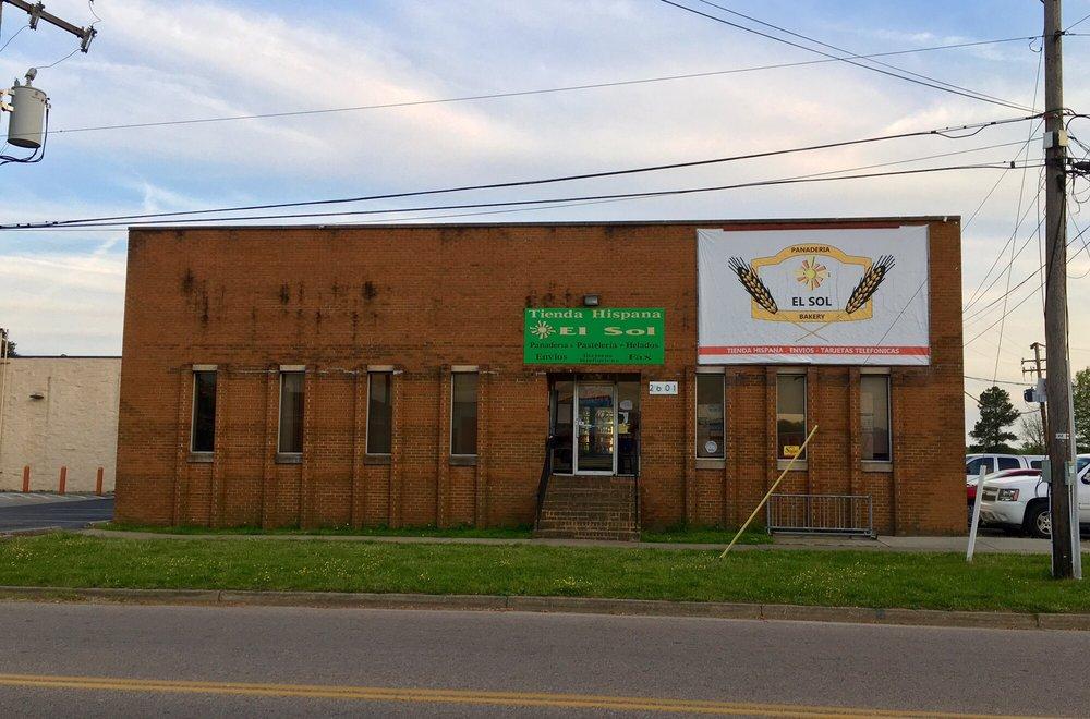 Panadería El Sol: 2607 Cogbill Rd, Richmond, VA