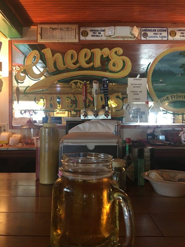 Cheers & Beers: 14448 E State Rd 78, Okeechobee, FL