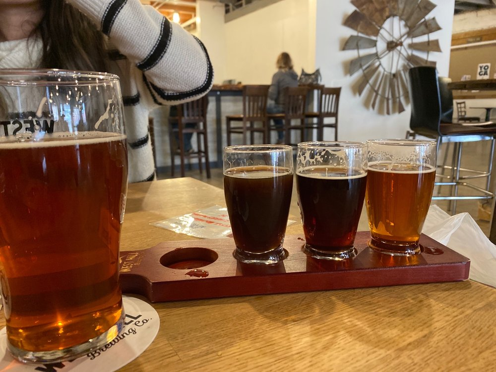 West Hill Brewing Company: 219 W Salem Ave, Indianola, IA