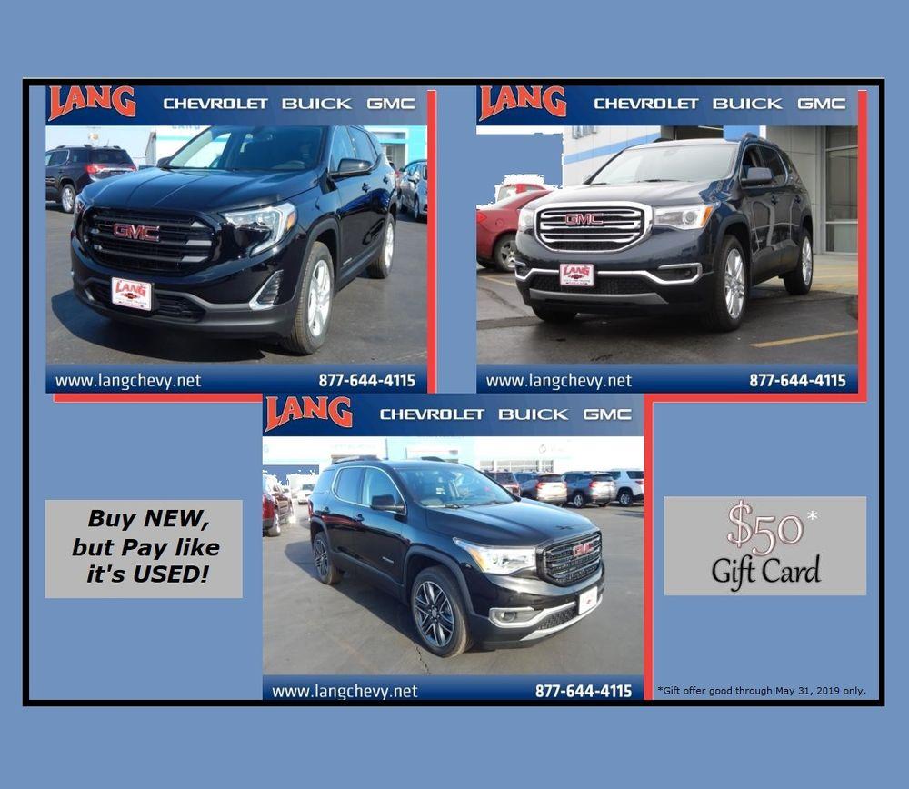 Lang Chevrolet Buick Gmc Truck 27 Photos Car Dealers