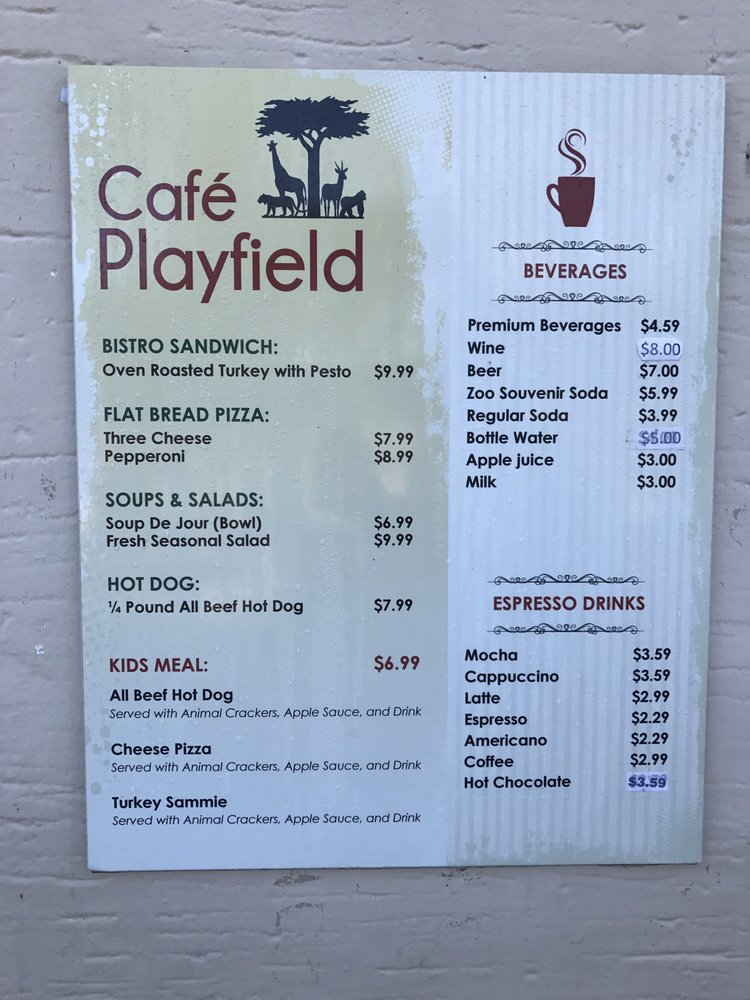 Cafe Playfield