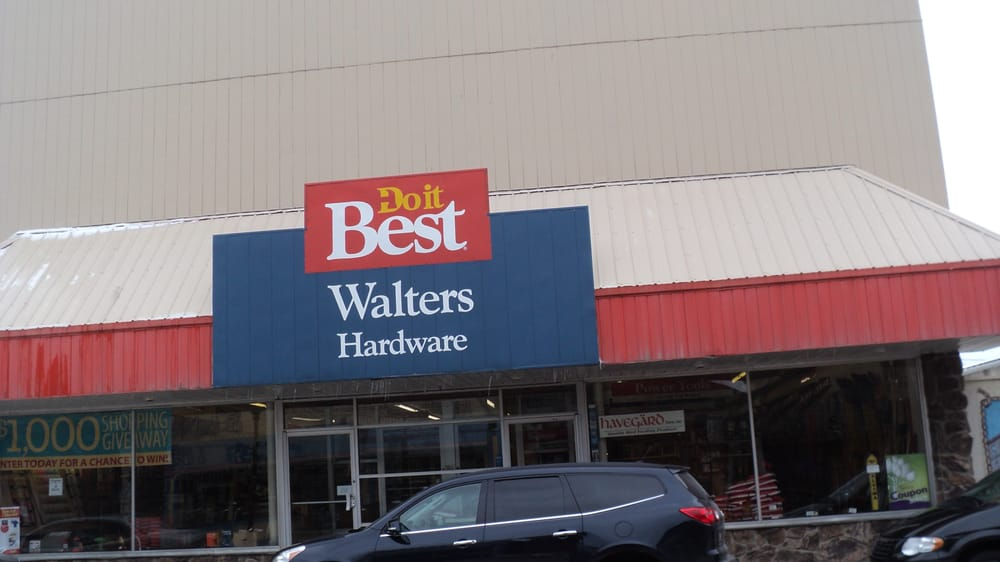 Walters How To Hardware: 521 4th St, Algoma, WI
