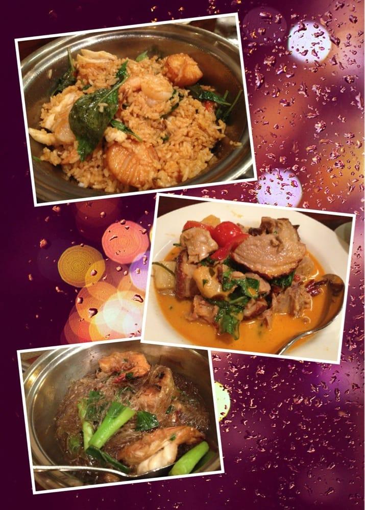 Photos for crystal thai restaurant yelp for Arlington thai cuisine