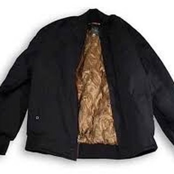 Black derby jacket for sale