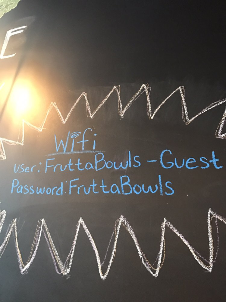 Frutta Bowls: 111 Earle St, Clemson, SC