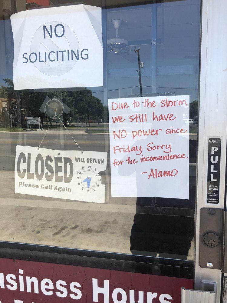 Alamo Loan Company