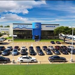 Good Photo Of Spring Branch Honda   Houston, TX, United States. Spring Branch  Honda