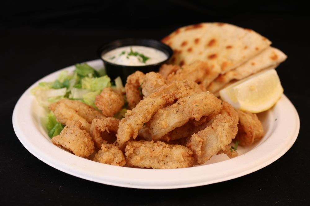 The Big Greek Cafe - Kensington: 5268 Nicholson Ln, North Bethesda, MD