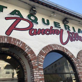 Pancho Villa Restaurant San Francisco Ca