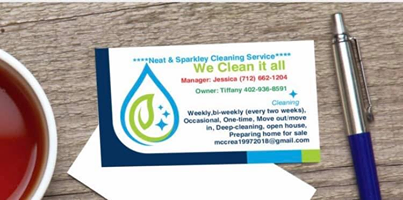 Neat & Sparkley Cleaning Service: Fort Dodge, IA