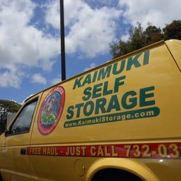 Photo Of Kaimuki Self Storage Honolulu Hi United States Free Haul For