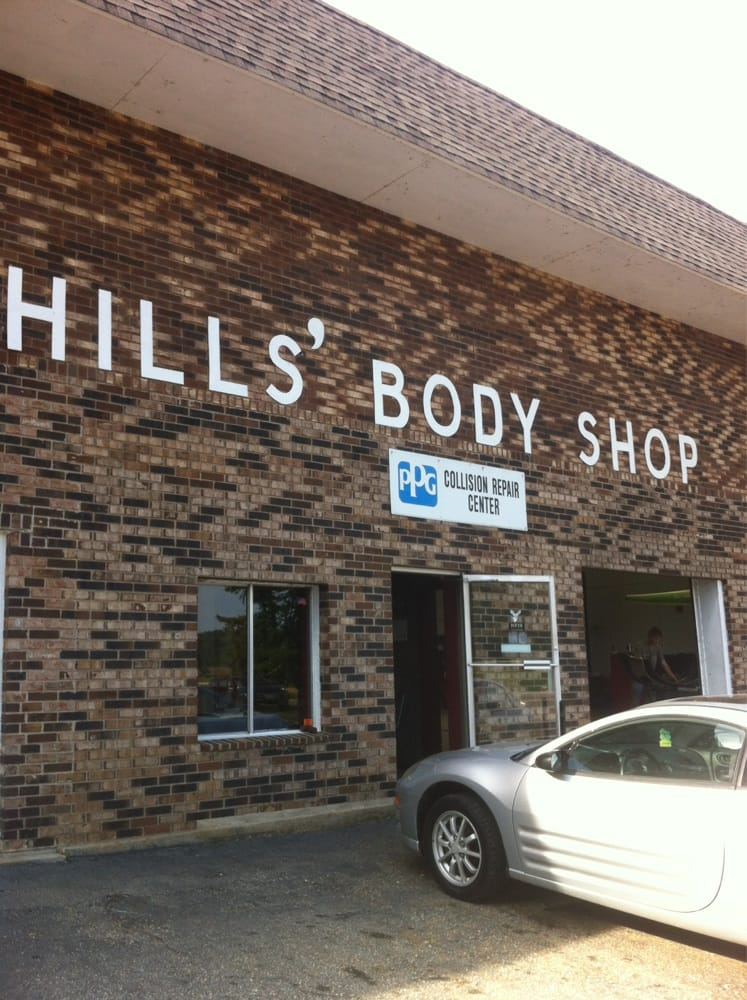 Hills body shop auto glass services us 60 w new - The body shop madrid ...