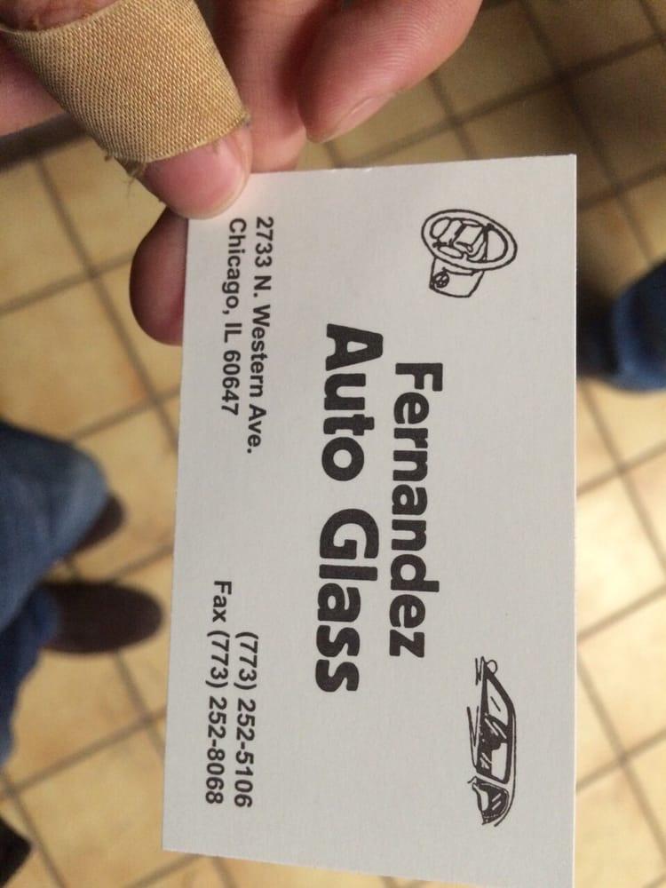 Fernandez Auto Glass & Repair