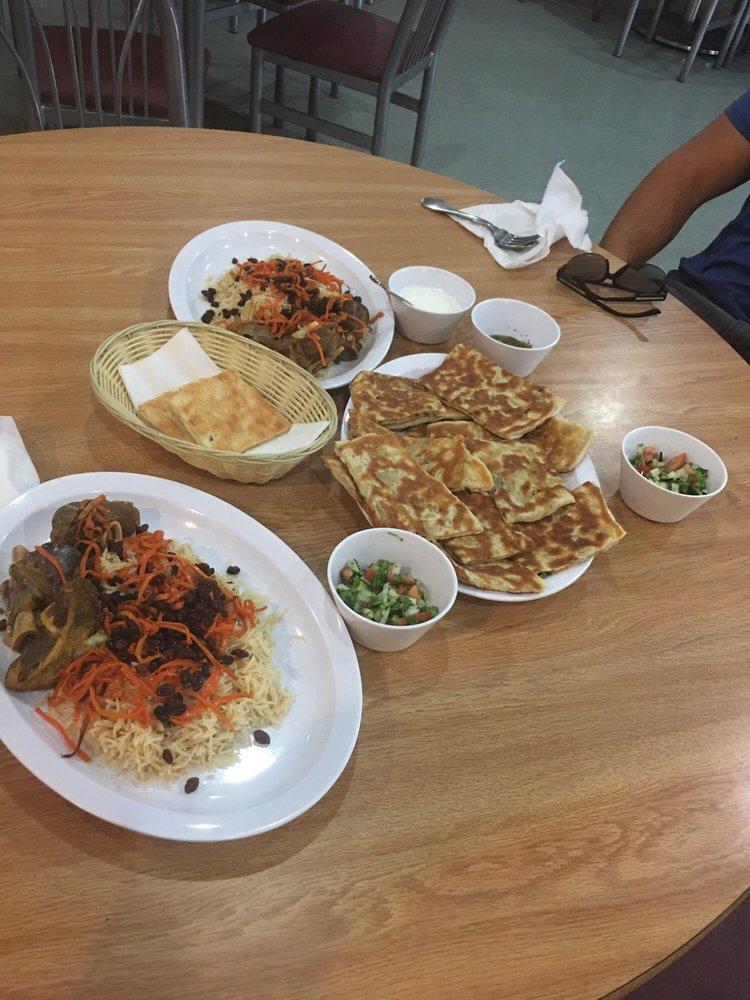 Kabul Restaurant & Market