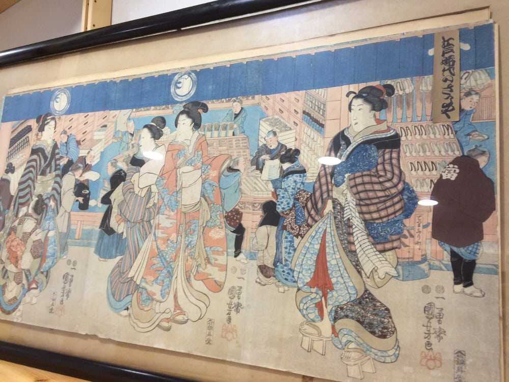 Nihonbashi Saruya
