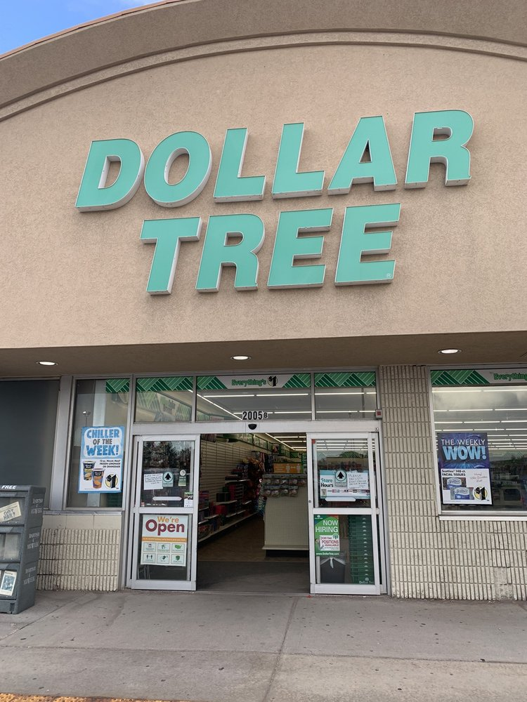 Dollar Tree Stores: 2005 S Douglas Hwy, Gillette, WY