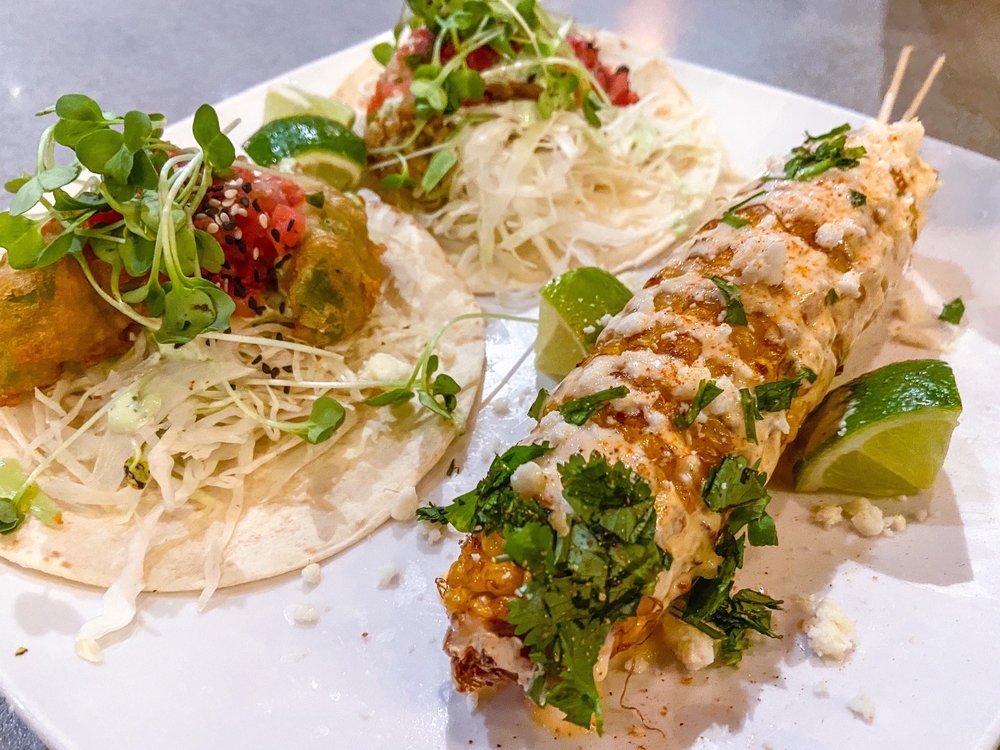 Willy Taco - Feed & Seed: 217 Laurens Rd, Greenville, SC