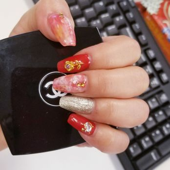 Photo Of Hime Nails Tustin Ca United States Rummi Is An Artist