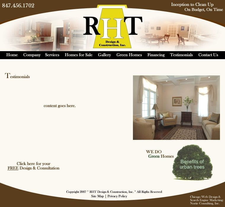 Photo Of RHT Design And Construction