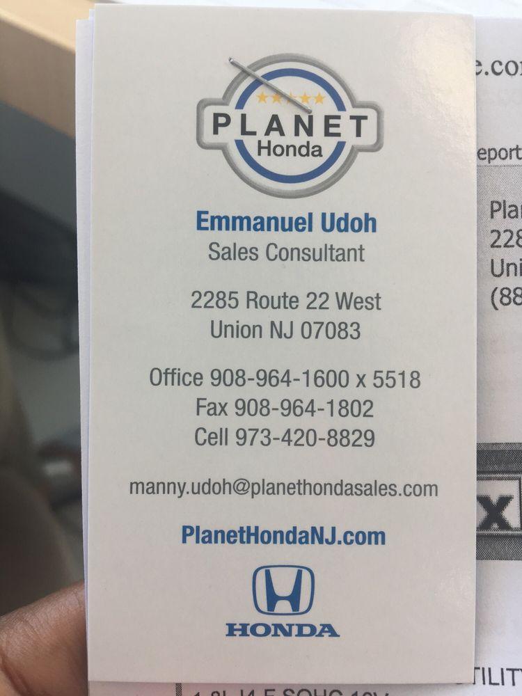 Beautiful Planet Honda   47 Photos U0026 218 Reviews   Car Dealers   2285 Rte 22 W,  Union, NJ   Phone Number   Yelp