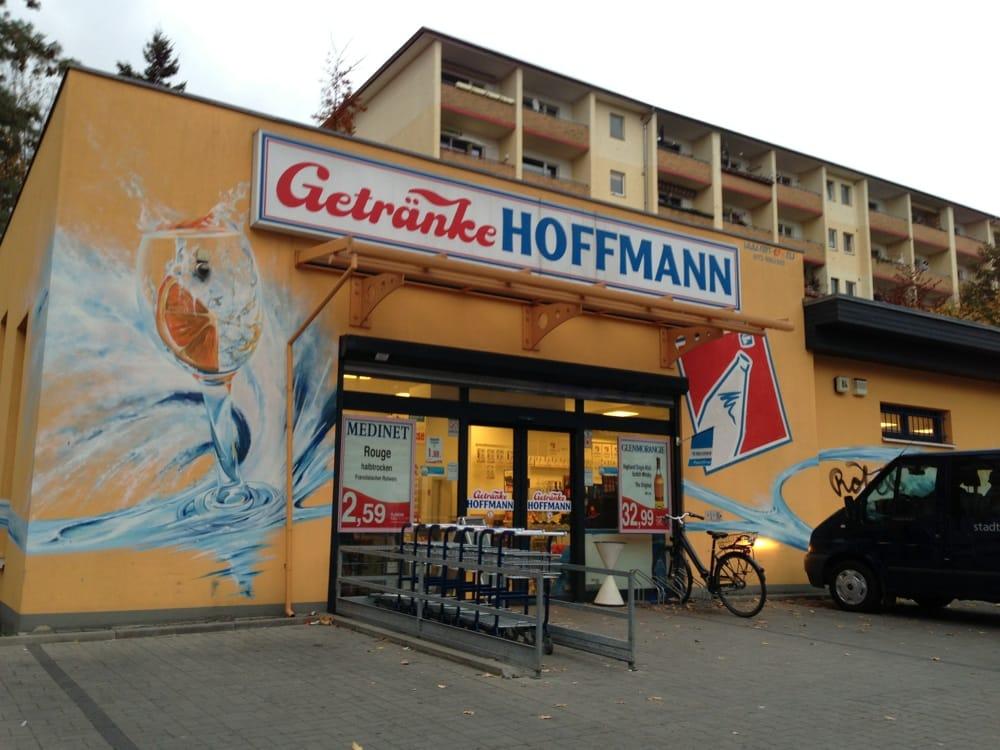 Getränke Hoffmann - Getränkemarkt - Gitschiner Str. 83-84, Kreuzberg ...