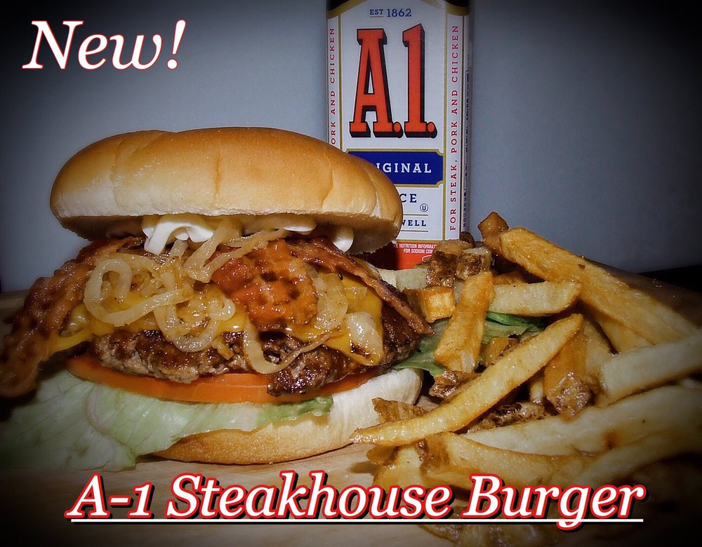 Burger Carte: 175 Virginia Ave, Smithers, WV