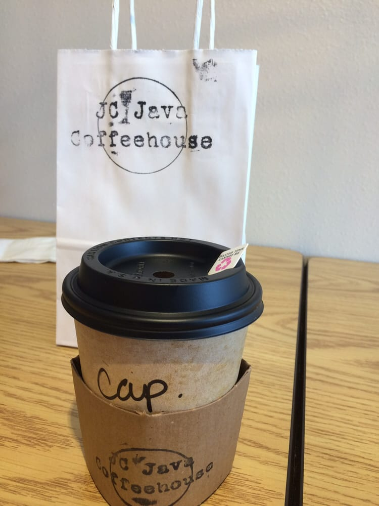 JC Java Coffee House: 402 Hwy 23, New Town, ND