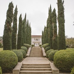 Photo Of Ambador Mansion And Gardens Pasadena Ca United States View From