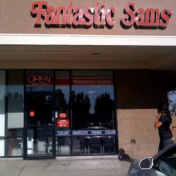 Fantastic Sams is a hair salon. They often have sales on hair products and accept 5 dollar off coupons that are ubiquitous. They are many locations for Fantastic Sams within the US of A.