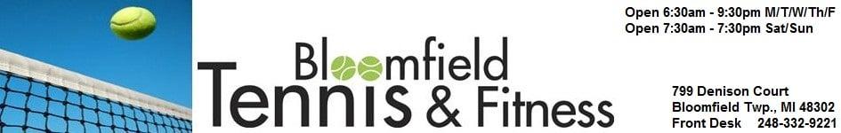 Bloomfield Tennis
