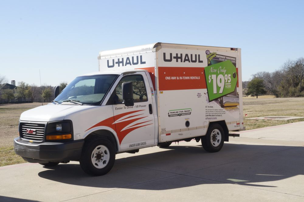 U-Haul Moving & Storage at Los Rios - 31 Photos - Self ...