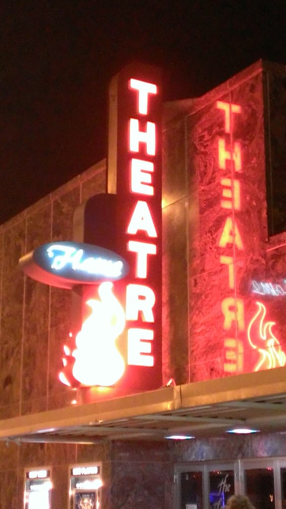 Flame Theatre: 125 S Broadway, Wells, MN
