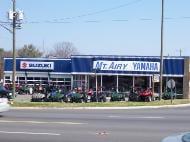 Mt. Airy Yamaha Suzuki Polaris: 1995 Rockford St, Mount Airy, NC
