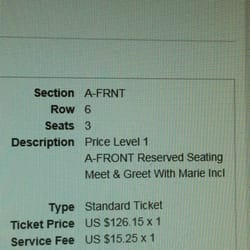 Ticketmaster 12 reviews arts entertainment las vegas nv photo of ticketmaster las vegas nv united states screenshot showing meet and m4hsunfo