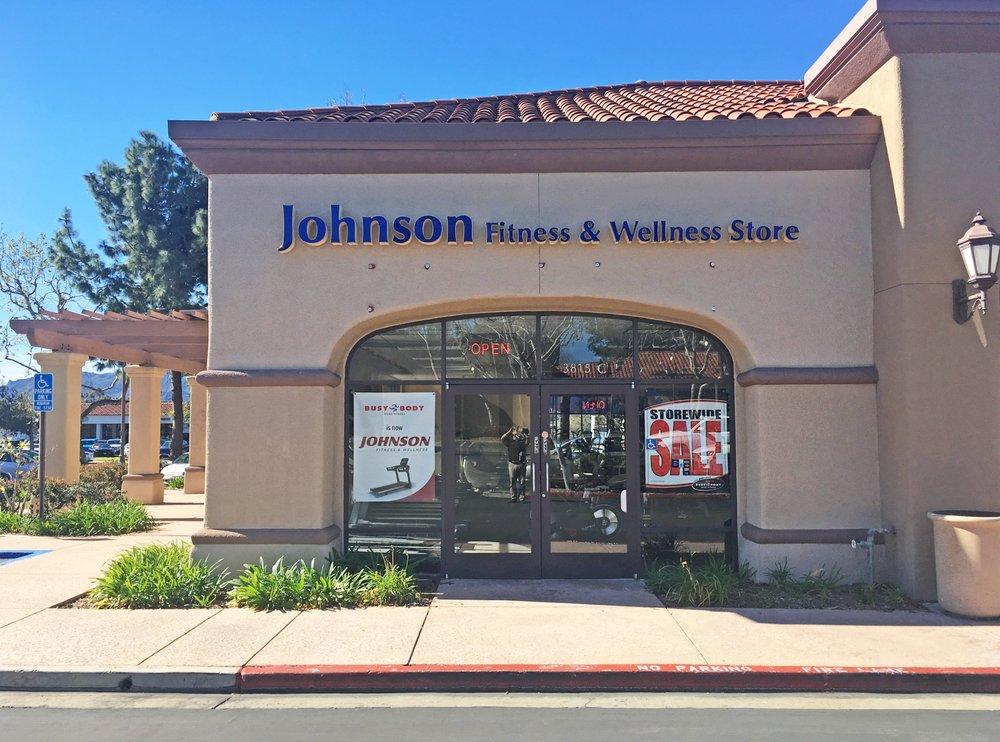 Johnson Fitness & Wellness: 3815 E Thousand Oaks Blvd, Westlake Village, CA